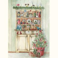 Рождественский буфет / Christmas cupboard