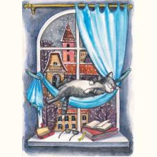 Зимний сон / Winter's nap