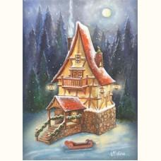 Новогодний домик / New Year House