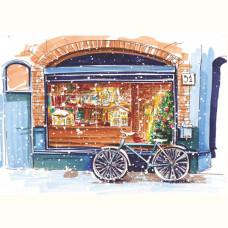 Лавка Деда Мороза / Santa's shop