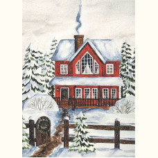 Зимний дом / Winter house