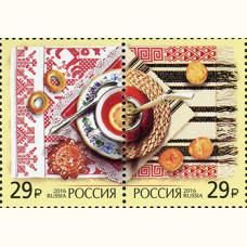 Кулинария. Совместный выпуск Россия - Аргентина