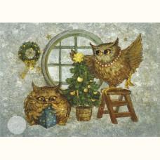 Новогодние совы