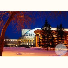 Новосибирск. Новосибирский Государственный Академический Театр