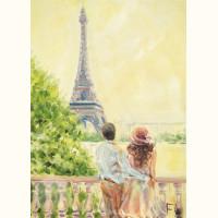 Любовь в Париже