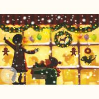 Рождественские витрины