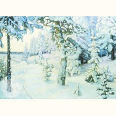 Зимний сон (Зима)