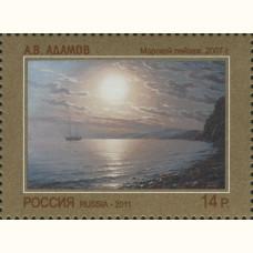 Адамов А.В. Морской пейзаж
